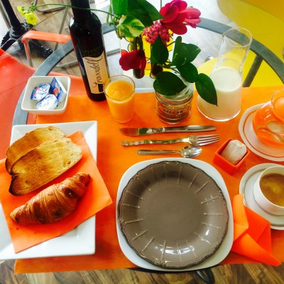 Happy Breakfast